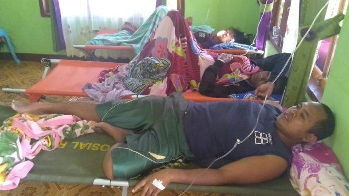 Astaga, Di TTS Lagi, Diduga Keracunan Makanan,  15 Orang Terkapar Usai Syukuran Panen Jagung