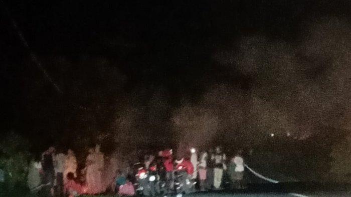 Warga di Pesisir Kota Kupang Mengungsi 10 Km ke Arah Jembatan Petuk Akibat Isu Tsunami