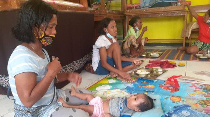 Di Kota Kupang, Korban Badai Seroja Minta Pemerintah Suplai Makanan Bergizi Balita & Ibu Menyusui