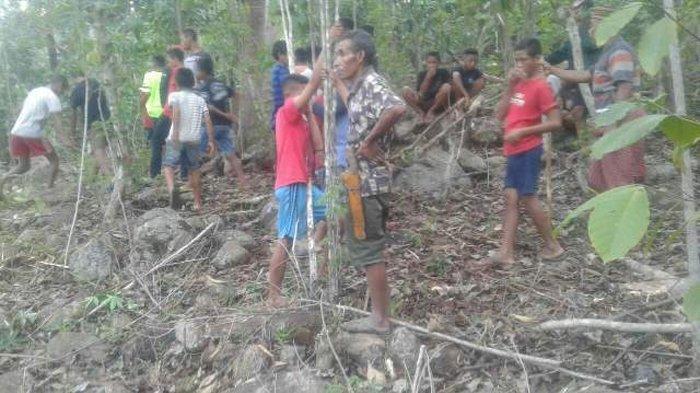 Bocah 8 Tahun Hilang Saat Bersama Ibunya Mencari Kemiri di Sambi Rampas