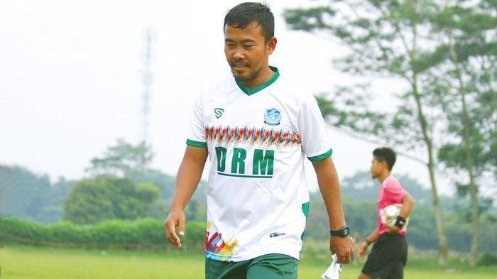 Sahala Saragih Pelatih Persikota Antusias Hadapi Liga 3 Setelah Fase Regional Ditiadakan