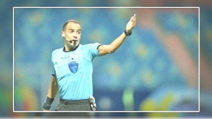 Profil dan Sosok Esteban Ostojich, Wasit asal Uruguay yang Akan Pimpin  Laga Argentina vs Brasil