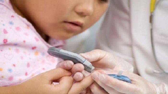 Waspada Gejala Diabetes Tipe 1 dan 2 Pada Anak, Orangtua Wajib Batasi Gadget