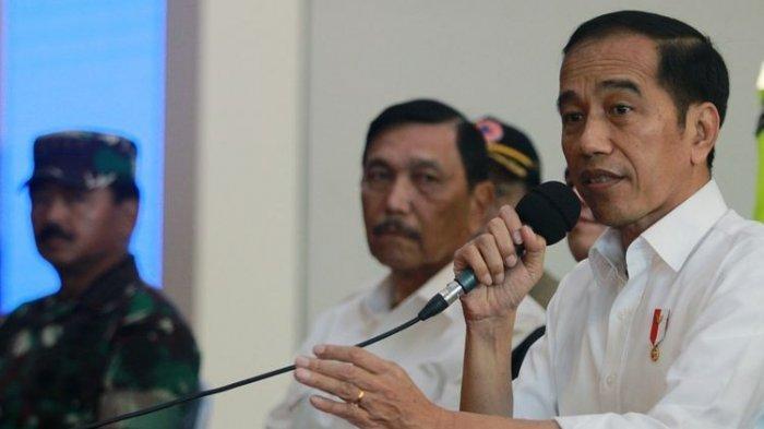 Tiga Sosok Ini Hebat Dalam Politik! Joko Widodo, Megawati Soekarnoputri dan Luhut Binsar Pandjaitan