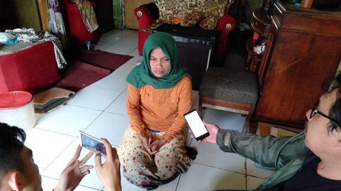 Siswi SMP Dicekik Ayah Kandung Dibuang di Gorong-gorong Gara-gara Minta Uang Wati Umpat Mantan Suami