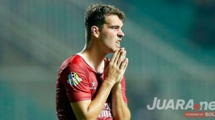 Piala AFC-  Gelandang PSM Makassar Tak Ingin Gagal lagi Kalahkan Home United