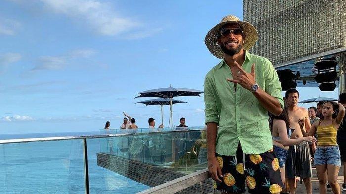 Willian Pacheco Bek Bali United FC Izin Pulang ke Brasil Saat PPKM Darurat Diberlakukan di Bali