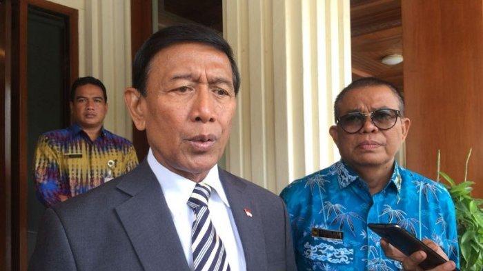 Partai Hanura Masih Bergejolak, ini Permintaan TPDI Kepada JokowiTerkait Jabatan Wiranto