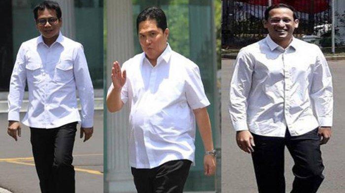 Dipanggil Presiden Jokowi ke Istana, 3 Pria Terkenal di Kalangan Milenial Siap Lepas Bisnis Besarnya