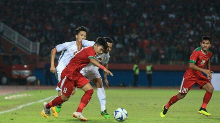 Indonesia Lolos ke Babak Semifinal Piala AFF U-19
