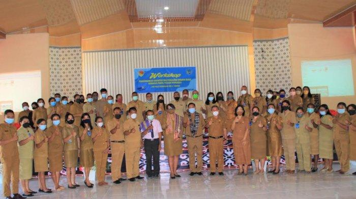 SMKN 1 Kupang Gelar Workshop Pengembangan Karakter dan Penguatan Budaya Kerja