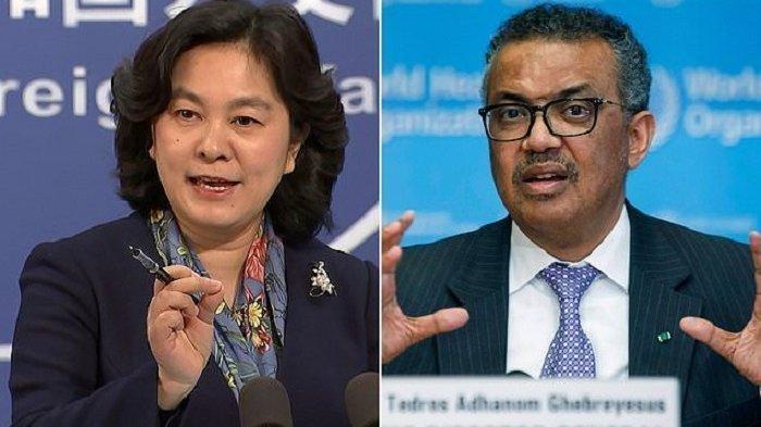 China Tolak Tuduhan Sumber Virus Corona, Sebut WHO dalam Tekanan Amerika dan Barat