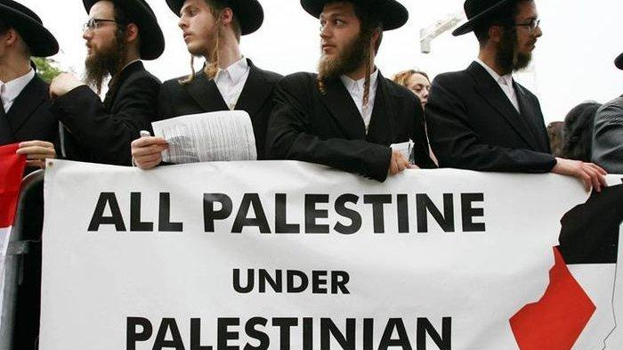 Penduduk Palestina Tidak Islam Saja, Yahudi Bahkan Lebih Banyak dari Kristen , Ini Datanya