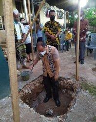 Pembangunan Gereja GPdI Yordan Bentuk Nyata dari Tekad Jemaat