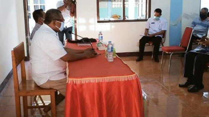 Yayasan Caritas Keuskupan Larantuka Siapkan Bantuan Rumah Bagi Penyintas Bencana Ile Ape