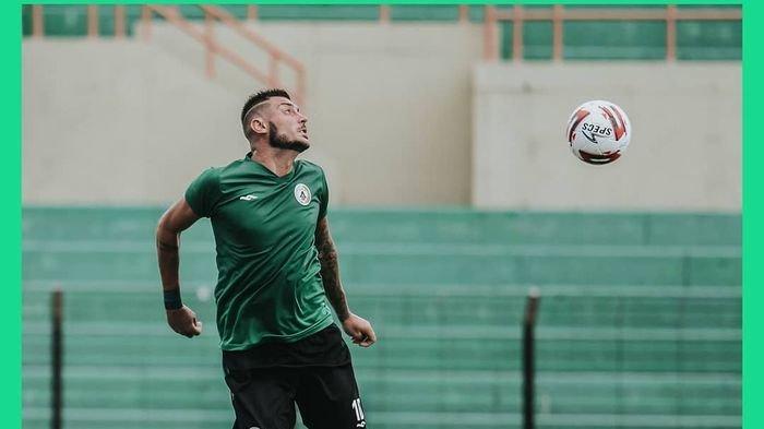 Piala Menpora 2021 Digelar,  Marco Gracia Paulo Puji PSSI, PT LIB dan Menpora, SIMAK Yuk INFO