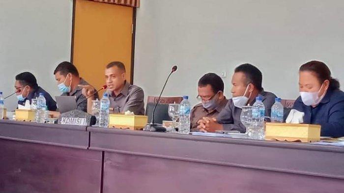 Subpanja I DPRD Ngada Hasilkan Sejumlah Rekomendasi Terhadap LKPJ Bupati Tahun 2020