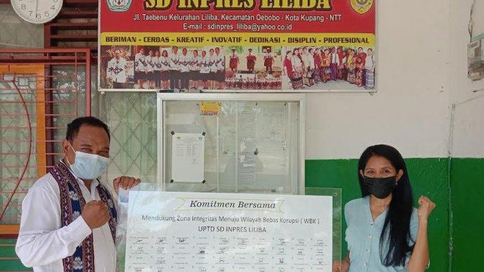 SD Inpres Liliba Terapkan Zona Integritas Menuju Wilayah Bebas Korupsi
