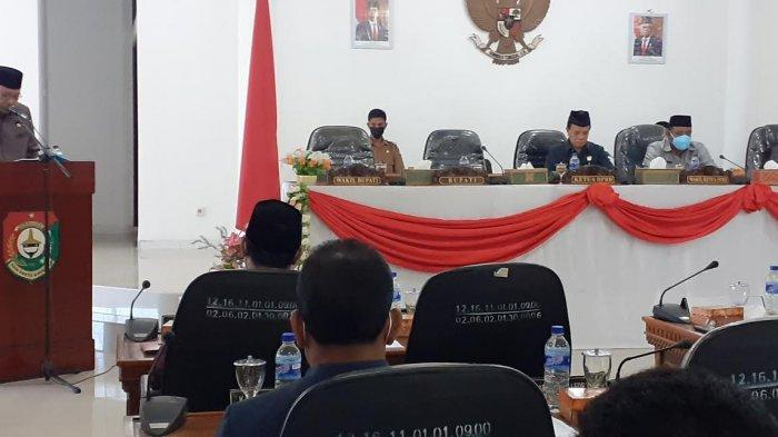 Bupati Yohanis : Penetapan Perbatasan Sumba Barat,SBD & ST Berdasakan Keputusan Redambolo dan Bogor