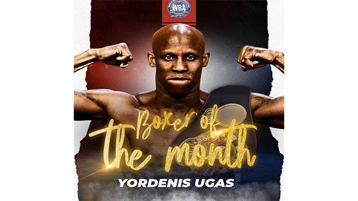 Sukses Kalahkan Manny Pacquiao, Yordenis Ugas Dinobatkan Sebagai WBA Boxer of the Month