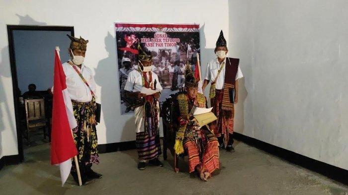 Surat Terbuka Kepada Megawati, Warga Adat Pulau Timor Minta Yeskiel Loudoe Dicopot dari Jabatan