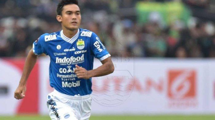 Ternyata 2 Pemain Ini Sangat Dikagumi Zalnando Bek Persib Bandung, Simak YUK INFO