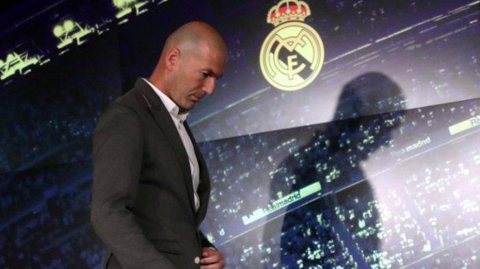 Buntut Kekalahan Real Madrid, Survei Marca Tunjukkan Pendukung Los Blancos ingin Zidane Hengkang