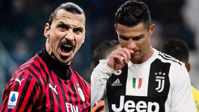 HASIL LIGA ITALIA: Juventus Sukses Patahkan Rekor Unbeaten AC Milan, Ronaldo cs Tuntaskan 3 Misi