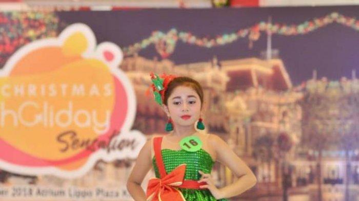 Fashion:  Zylqwyn Dianar Masang Suka Pakai Baju Bagus