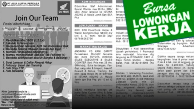 Tag Lowongan 2 043 Warga Ajukan Lamaran Cpns Di Ende Pos Kupang