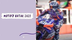Kualifikasi MotoGP Doha 2021 FP3 & FP4 Live Streaming Fox ...