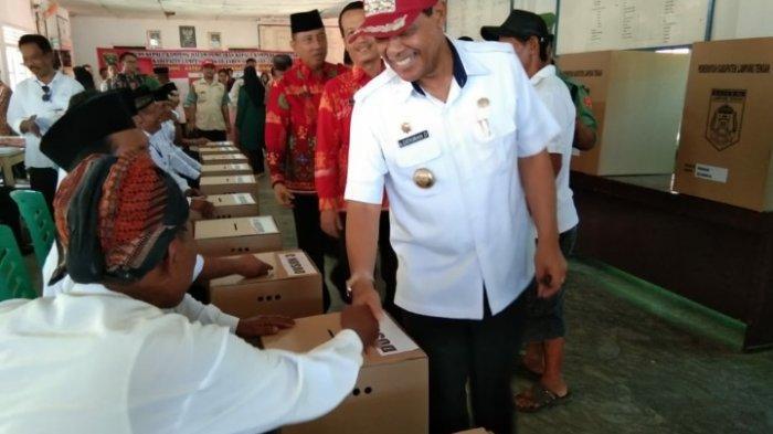 1 Kampung di Lampung Tengah Batal Ikut Pilkakam Serentak 2019, Ini Penyebabnya