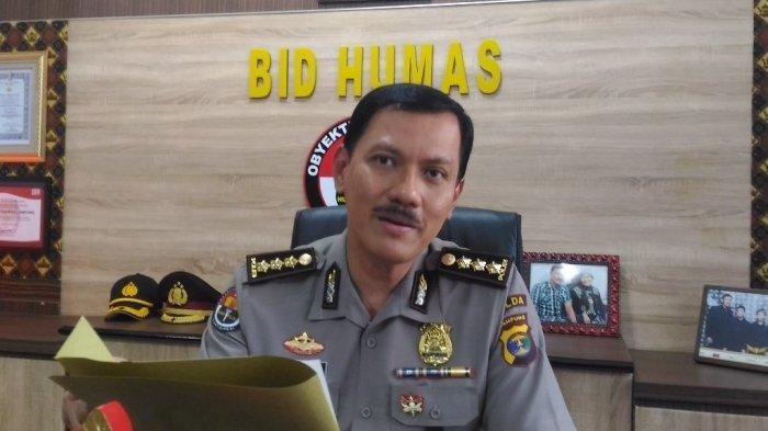 1 Tahanan Mapolsek Natar yang Kabur Tewas, Ini Kata Kabid Humas Polda Lampung