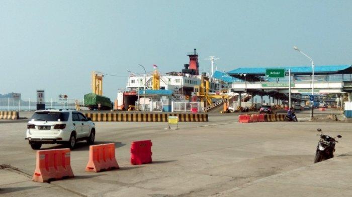 10 Hari Pertama Ramadan Arus Penyeberangan di Pelabuhan Bakauheni Masih Normal