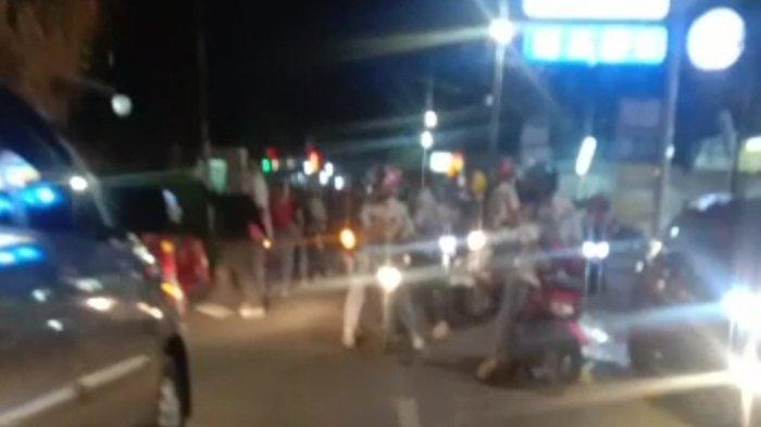 10 Remaja di Bandar Lampung Konvoi dan Lakukan Pengrusakan, Kini Ditangkap Polisi