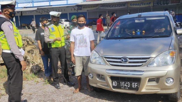 12 Hari Operasi Ketupat Krakatau, Polres Tulangbawang Tegur 703 Pelanggar Lalin
