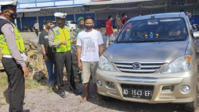 12 Hari Operasi Ketupat Krakatau 2021, Polres Tulangbawang Lampung Tegur 703 Pelanggar Lalin