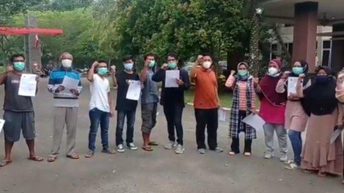 12 Pasien di Negeri Baru Resort Diperbolehkan Lanjutkan Perjalanan Setelah Hasil Rapid Tes Negatif