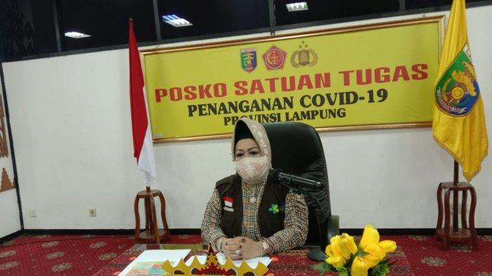 4 Hari Ada 114 Kasus Baru Covid-19 di Lampung