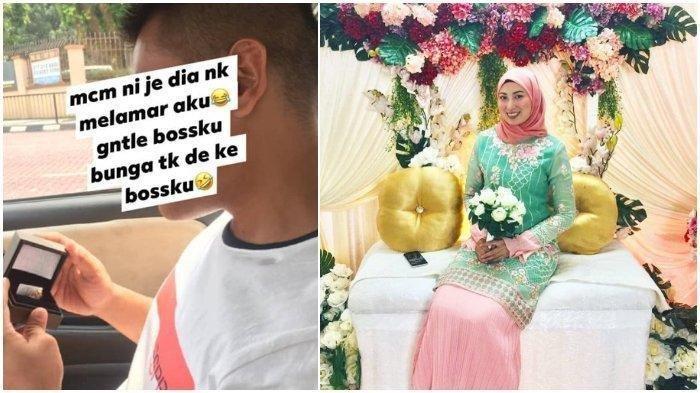 Pacaran Lama Dan Sudah Tunangan Mendadak Gagal Nikah Gara Gara Muncul Gadis Perampas Tribun Lampung