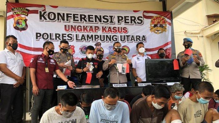 2 Pelaku Begal di Lampung Utara Didor Polisi, Ini Modusnya saat Beraksi