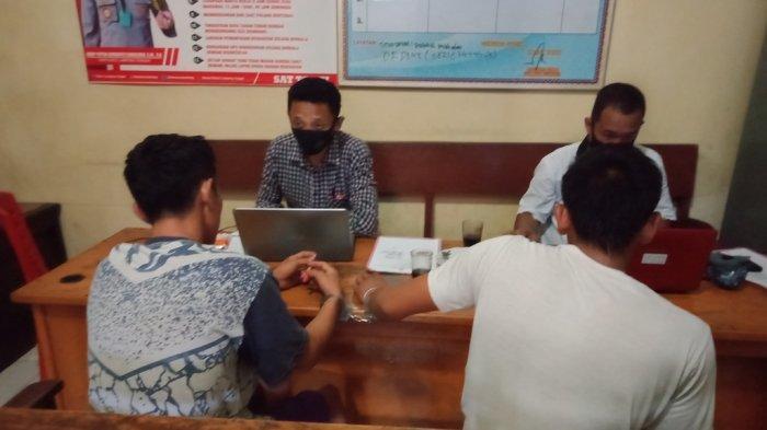 BREAKING NEWS 2 Pelaku Curanmor asal Lampung Timur Diringkus Polres Lampung Tengah