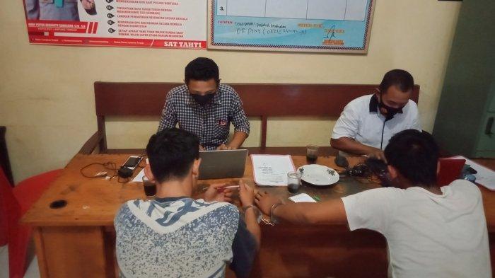 2 Pelaku Curanmor asal Lampung Timur Sudah Beraksi di 16 Lokasi