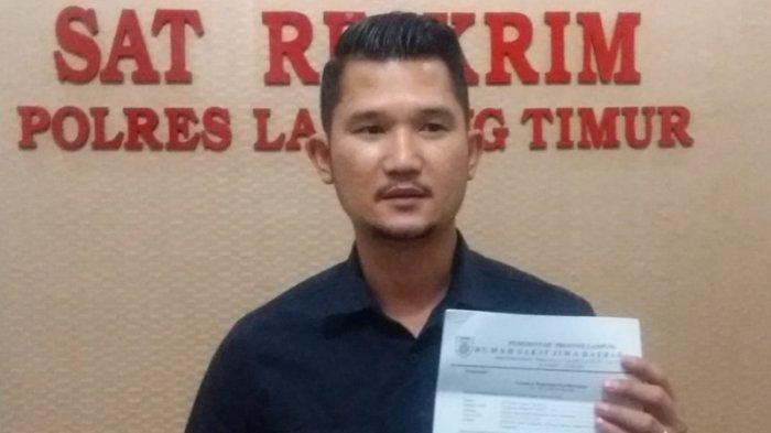 2 Pelaku Curanmor di Lampung Timur Dibekuk, Gasak Motor di Halaman Rumah Korban
