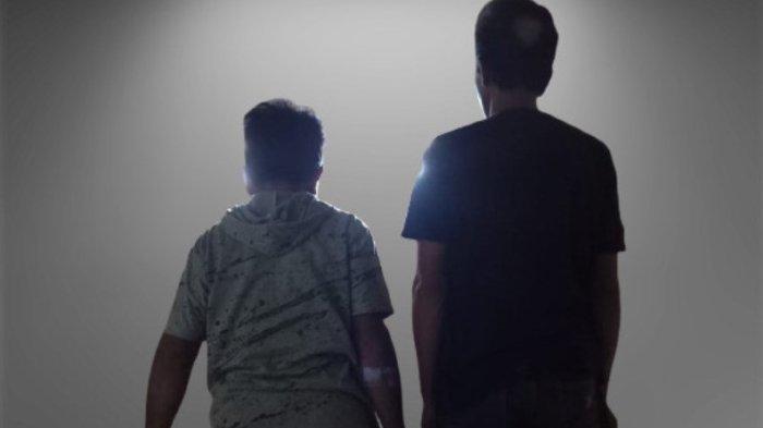2 Pelaku Curat di Way Kanan Lampung Gasak Mesin Sedot Air hingga HP Milik Korban