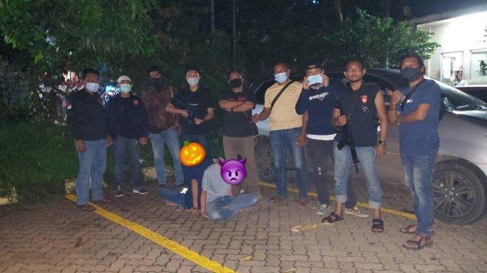 2 Pelaku Pencurian di Lampung Timur Ditangkap Polisi di Bekasi