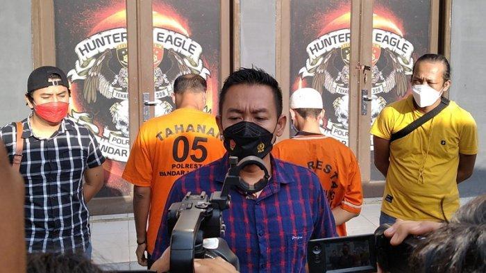 2 Pelaku Spesialis Pembobol Rumah di Bandar Lampung Diciduk, Modus Sama dengan Curanmor