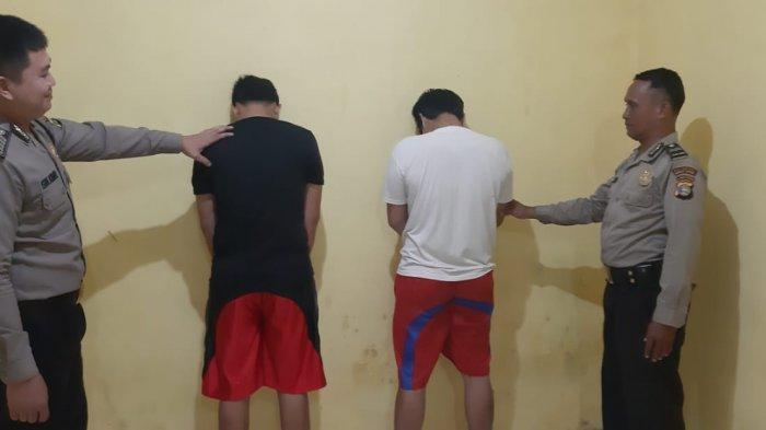 2 Pemuda asal Kampung Baru Diciduk karena Sabu