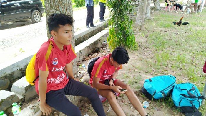 2 Remaja dari Bengkulu Rela Tinggalkan Ujian Sekolah Demi Ikut Seleksi Perseru Badak Lampung FC U-16
