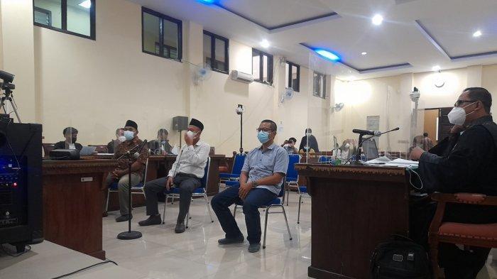 BREAKING NEWS 2 Petinggi NasDem Hadiri Sidang Suap Lampung Tengah